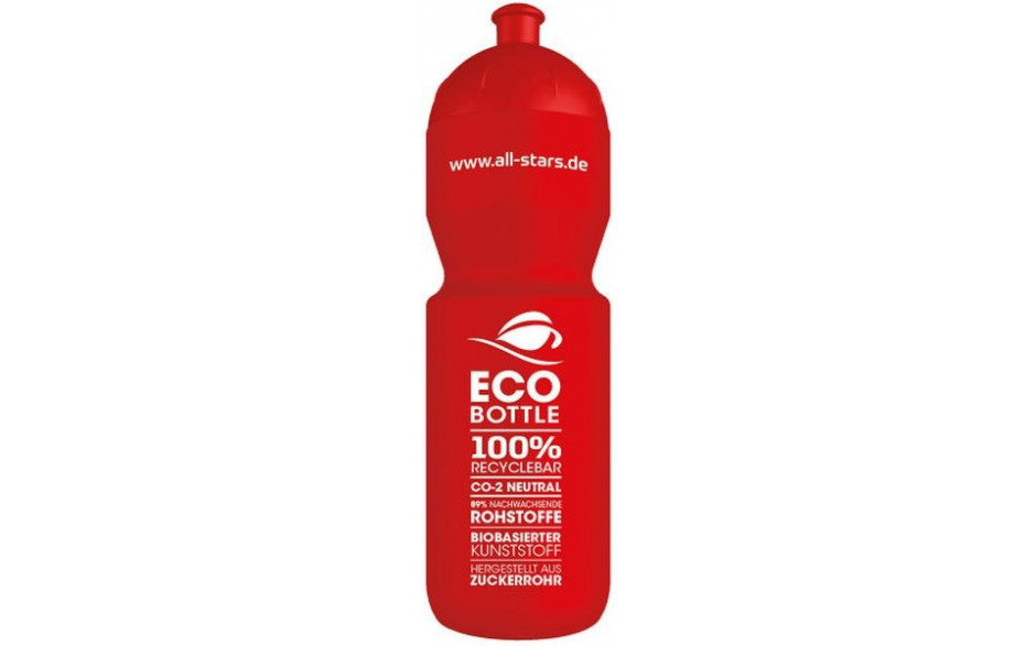 All Stars Trinkflasche Rot ECO - 750 ml