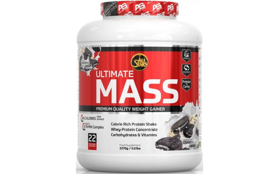 All Stars Ultimate Mass Gain - 2270g