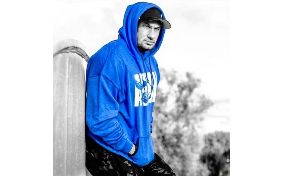 animal-fury-blue-hooded-sweater