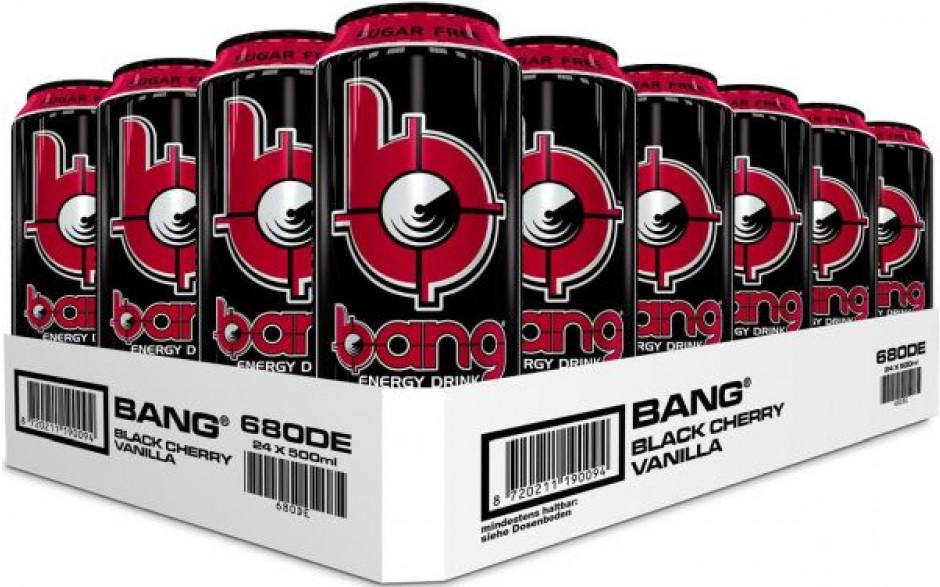 Bang Energy Drink - 24x 500 ml