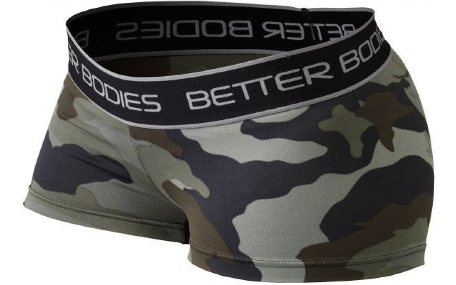 Better Bodies Fitness Hotpant - camoprint