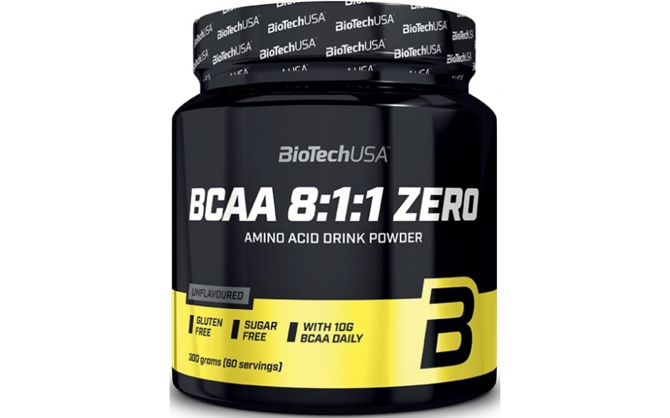 BioTechUSA BCAA 8:1:1 Zero - 300 g