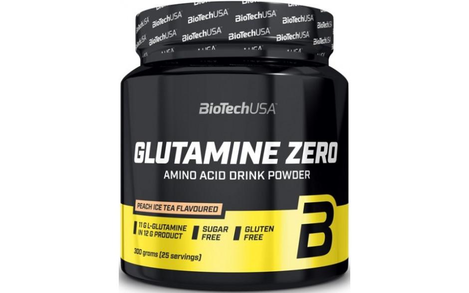 BioTechUSA Glutamine Zero - 300 g oder 600 g