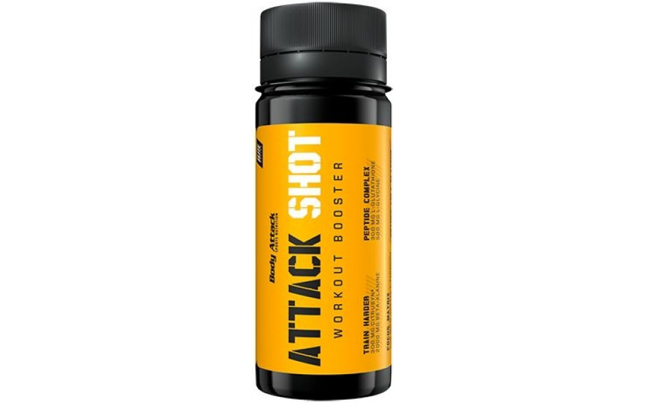 Body Attack Attack Shot - 60ml