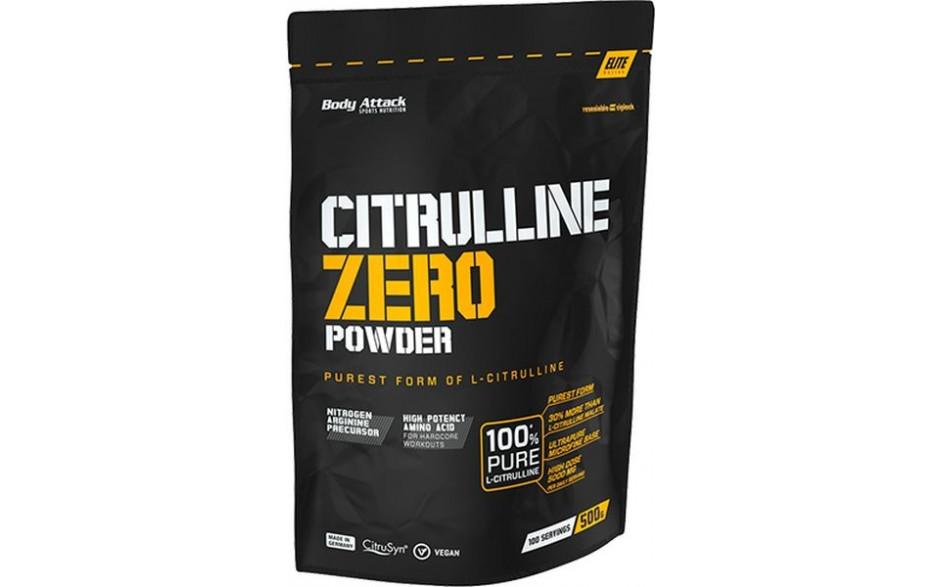 Body Attack Citrulline Zero - 500 g