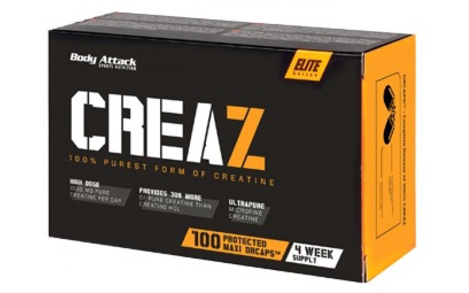 Body Attack CREAZ - 100 Kapseln