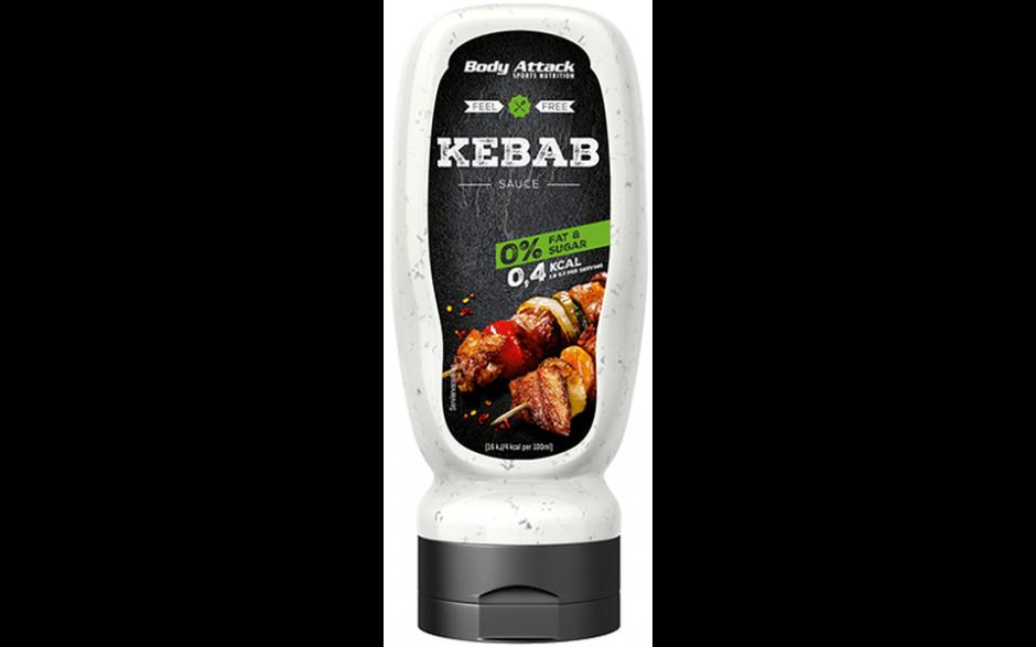 Body Attack Kebab Sauce - 320 ml