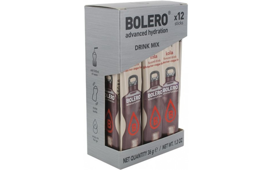 Bolero Sticks - 12 x 3g Beutel