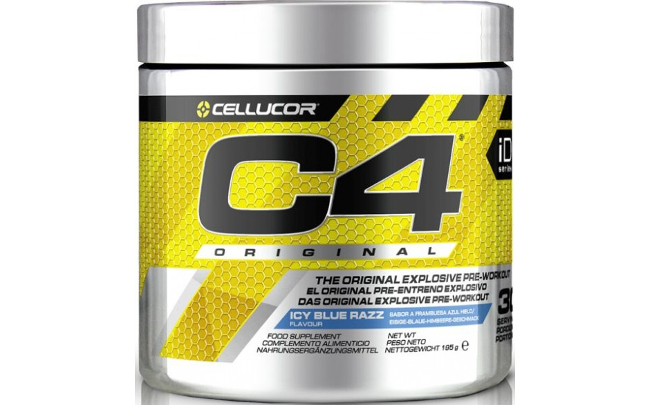 Cellucor C4 - 195g