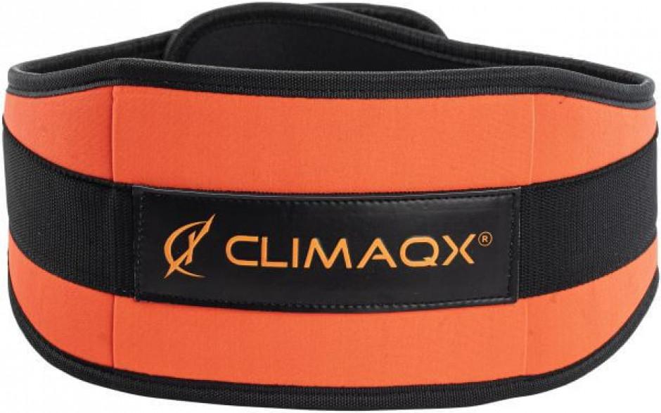 climaqx-gamechanger-gewichtheberguertel-orange