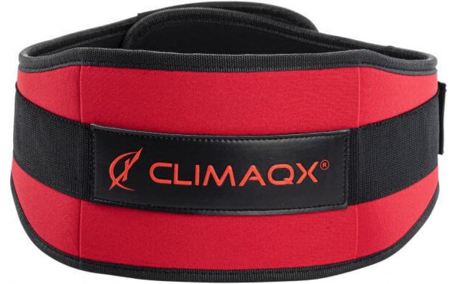 climaqx-gamechanger-gewichtheberguertel-rot