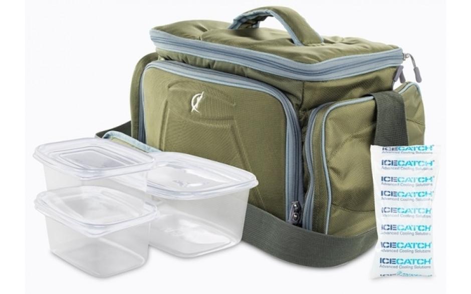 Climaqx Stealth Meal-Prep Bag_khaki_boxen