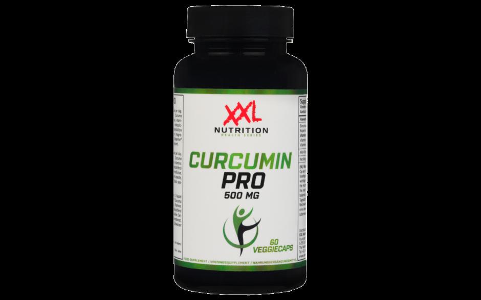 XXL Nutrition Curcumin Pro - 60 Kapseln