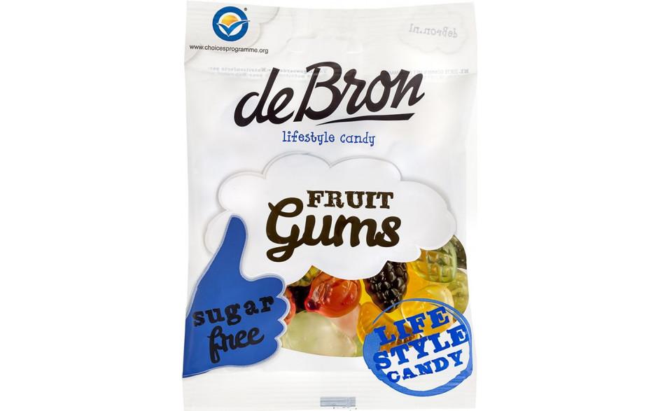 De Bron Low Carb Frucht Gummis - 100g Beutel
