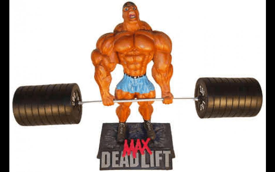 X 153 Max Deadlift 23x36cm
