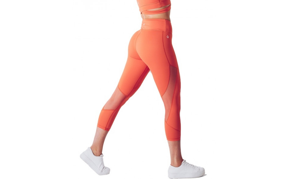 Workout Empire Core 7/8 Tech Tights - Ember Glow
