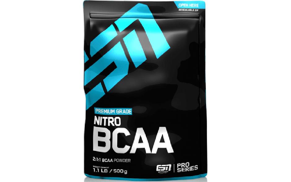 ESN Nitro BCAA Powder - 500g Beutel