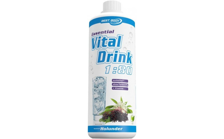Best Body Nutrition Essential Vital Drink - 1 Liter