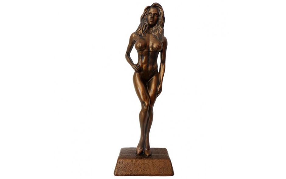 Bodybuilding Figur Woman - Bikini Figur Fitness 36 cm