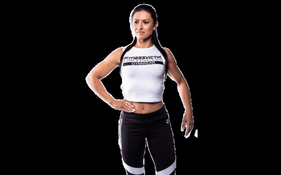 fitnessvictim_women_backless_crop_top_weiß