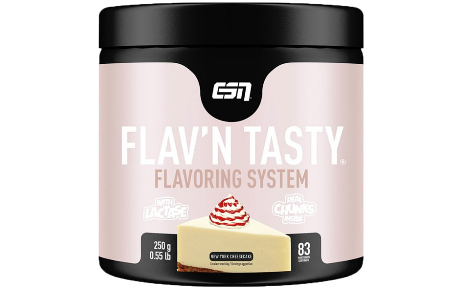 Flav'n-tasty-new-york-cheesecake