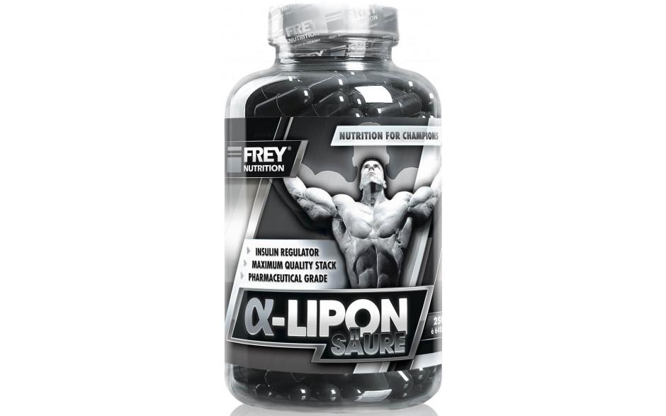 FREY NUTRITION Alpha-Liponsäure - 250 Kapseln