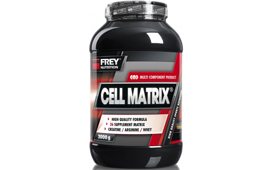 FREY NUTRITION Cell Matrix - 2000g Dose