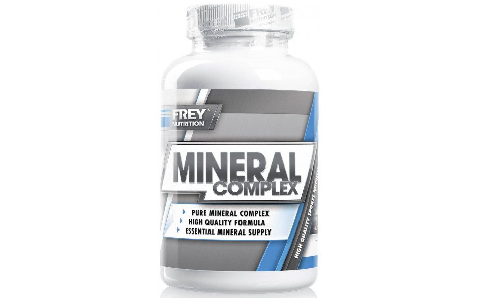 FREY NUTRITION Mineral Complex - 120 Kapseln