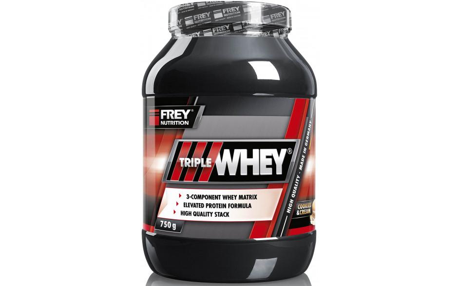 FREY NUTRITION Triple Whey - 750g