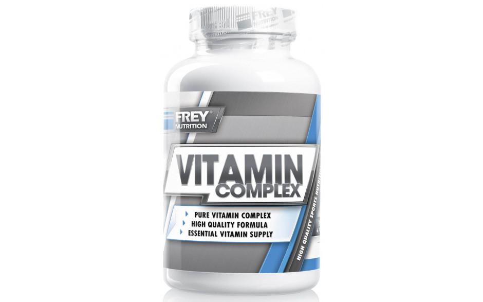 FREY NUTRITION Vitamin Complex - 120 Kapseln