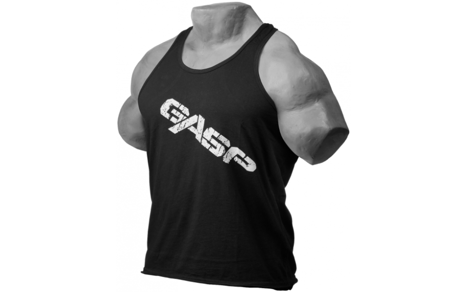 GASP - Vintage T-back - black