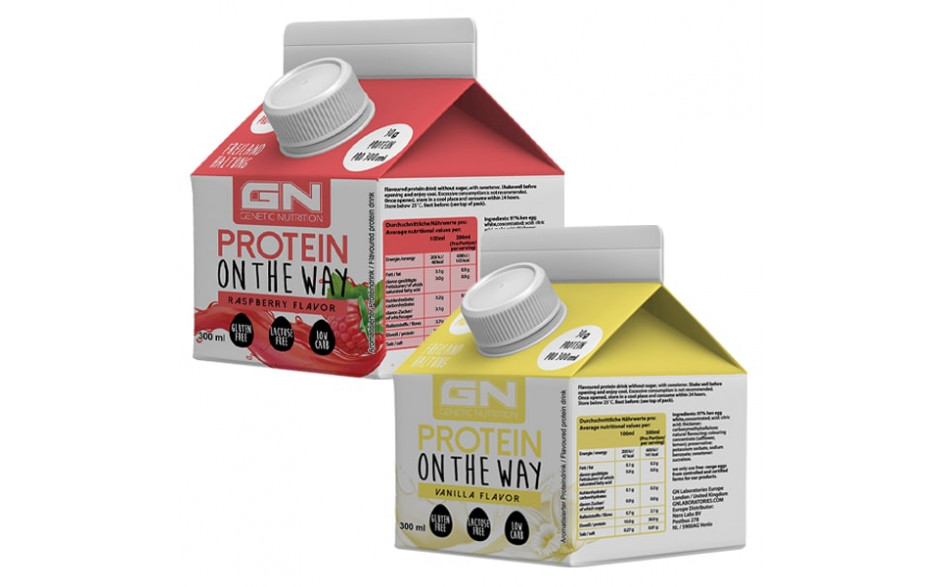 GN Protein on the Way - 6 Drinks