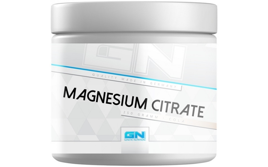 GN Magnesium Citrate - 250g Pulver