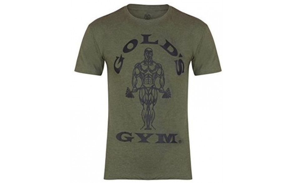 Golds Gym Muscle Joe T-Shirt - army