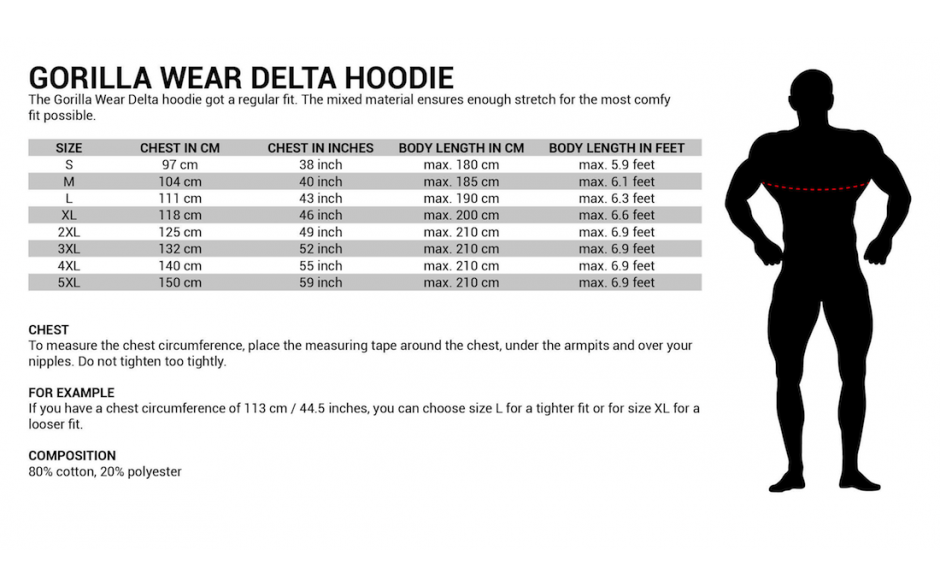 gorilla-wear-hoodie-delta-gruen