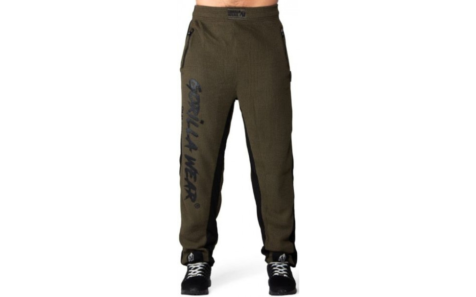 gorilla_wear_augustine_old_school_pants_green