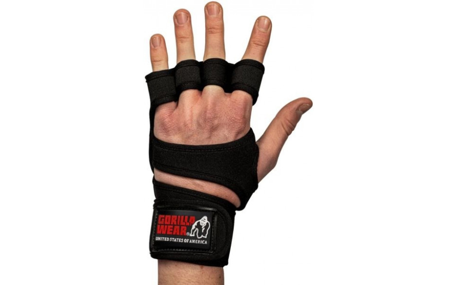 Gorilla Wear Yuma Lifting Workout Gloves