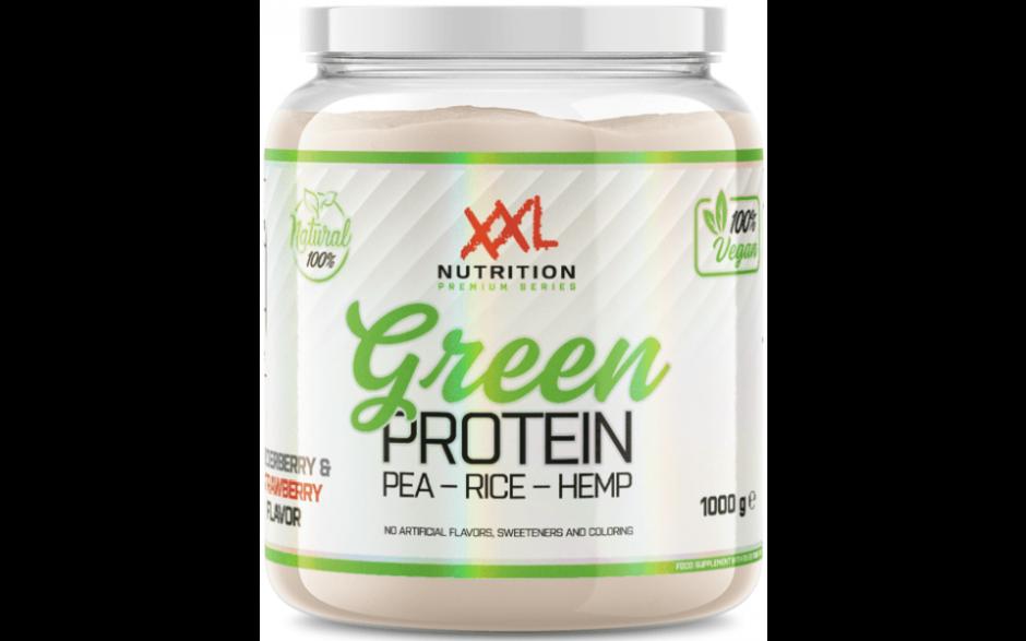 XXL Nutrition  Green Protein - 1000g