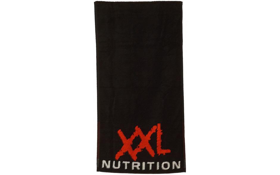 XXL Nutrition Gym Handtuch - Schwarz