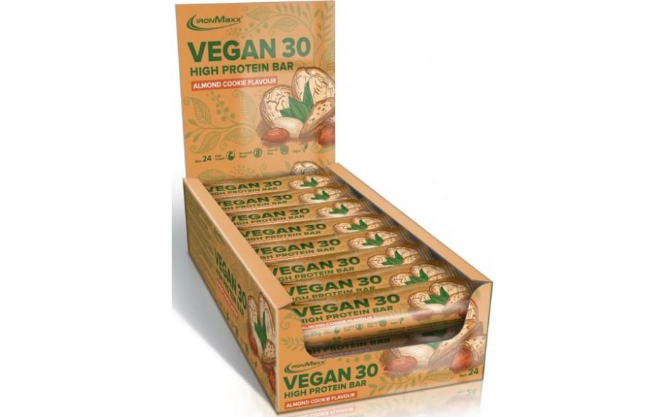 Ironmaxx-vegan-30-high-protein-bar-24er-sparpack-almond-cookie