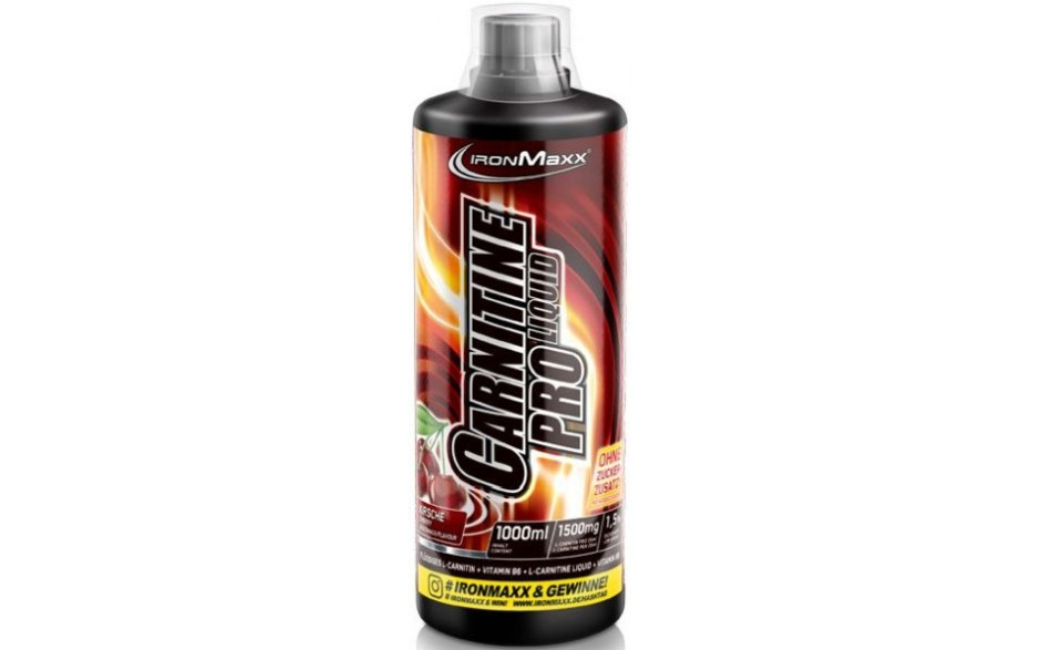 Ironmaxx Carnitine Pro Liquid - 1000ml Flasche