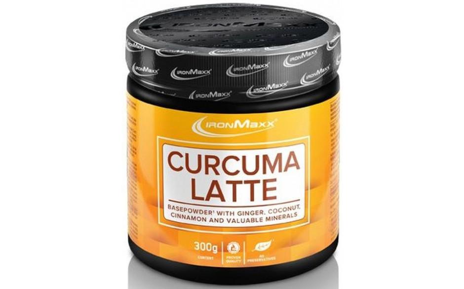 Ironmaxx Curcuma Latte - 300g Pulver