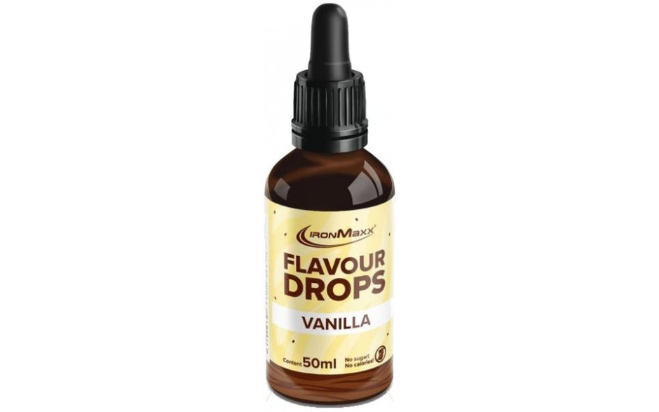 Ironmaxx Flavour Drops - 50ml