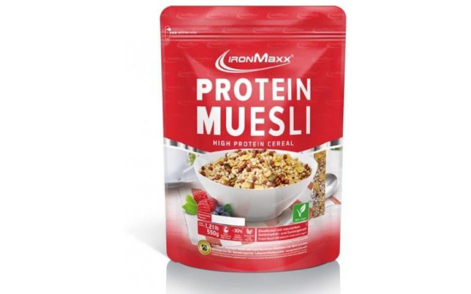 Ironmaxx Protein Müsli - 550g Beutel