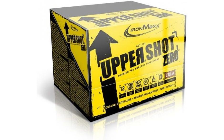 Ironmaxx Upper Shot Zero - 12x 60 ml