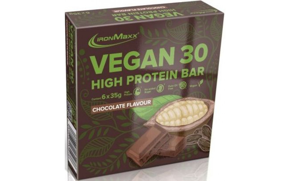 ironmaxx-vegan-30-high-protein-bar-sparpack-chocolate