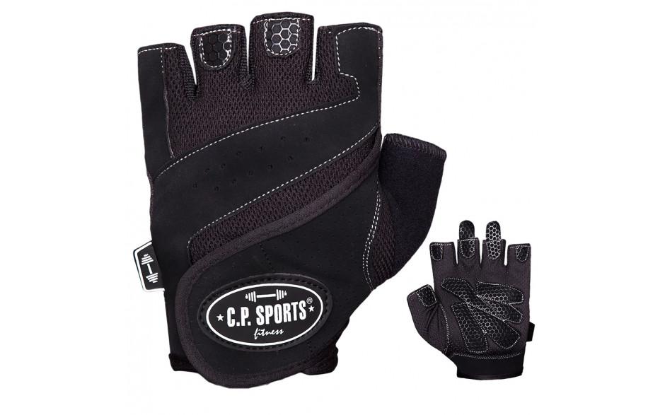 C.P. Sports Lady Gym Fitnesshandschuh - schwarz