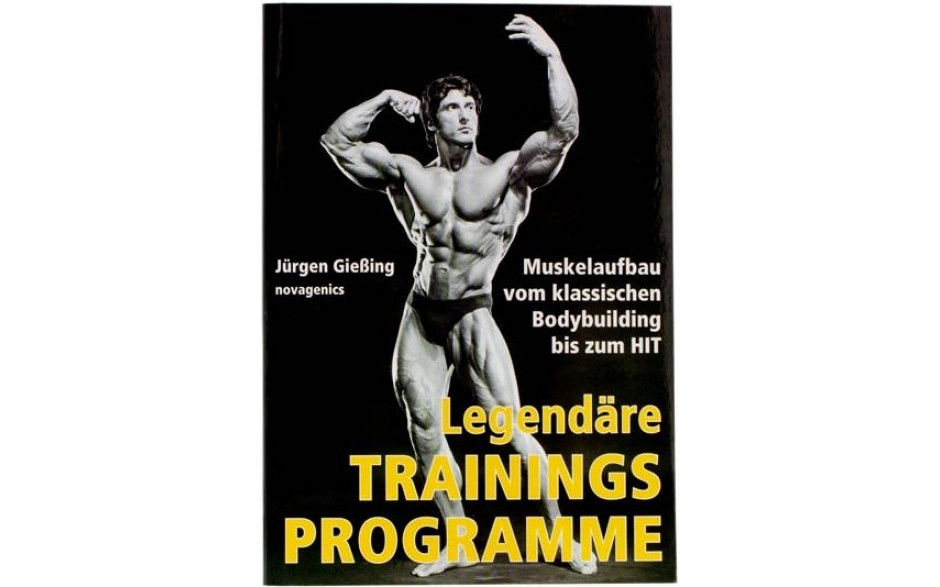 Legendäre Bodybuilding Trainingsprogramme