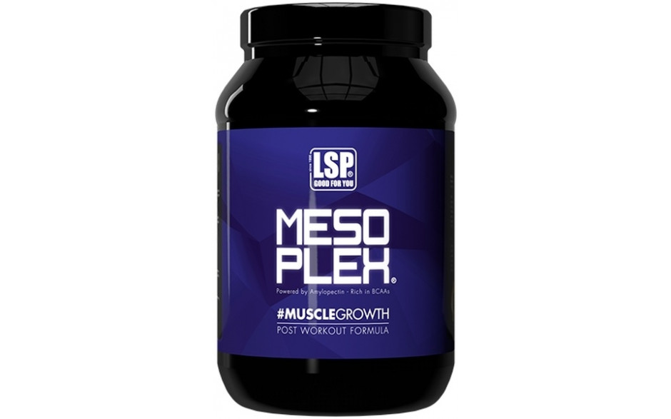 LSP Post Workout Shake Meso Plex