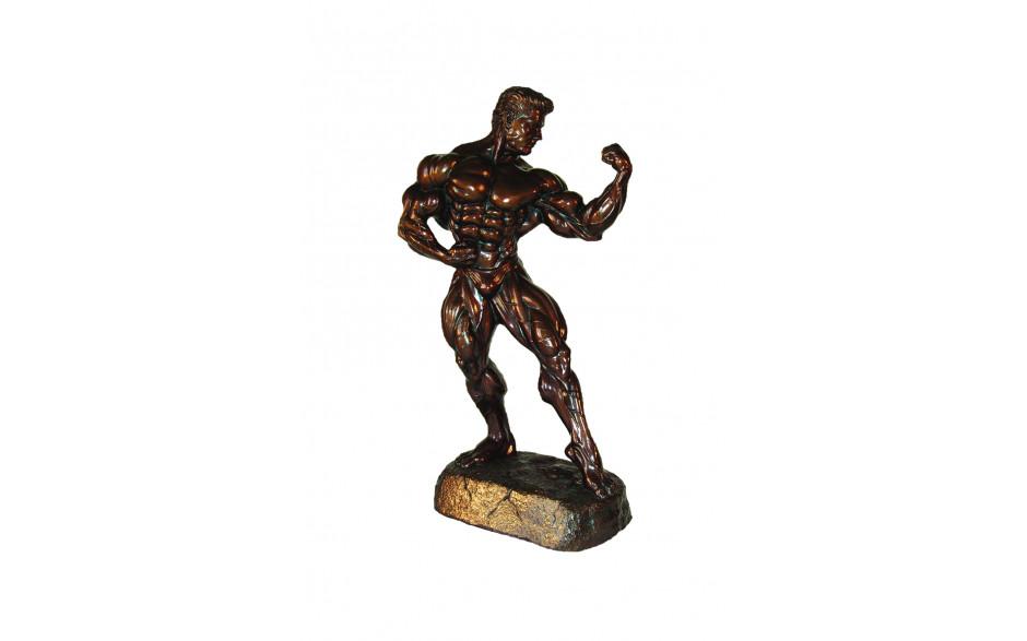 Bodybuilding Figur Man - Single Bizep 41 cm